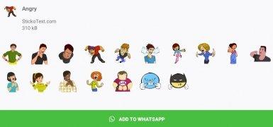 Stickers para Whatsapp imagem 2 Thumbnail