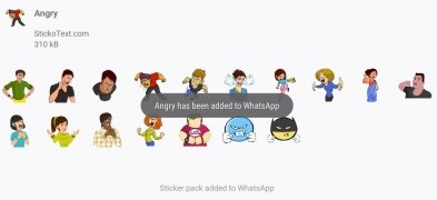 Stickers For Whatsapp image 4 Thumbnail