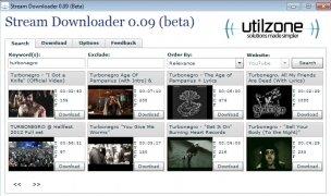 Stream Downloader imagen 1 Thumbnail
