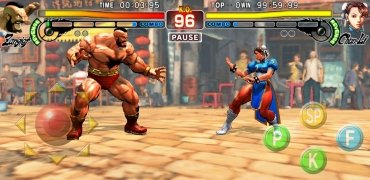 Street Fighter IV Champion Edition bild 5 Thumbnail
