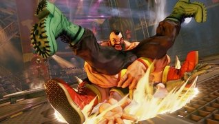 Street Fighter V bild 6 Thumbnail