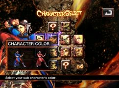Street Fighter X Tekken Mobile immagine 3 Thumbnail