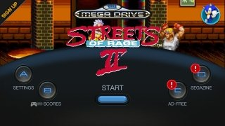 Streets of Rage 2 Classic image 1 Thumbnail