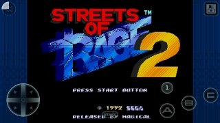Streets of Rage 2 Classic image 2 Thumbnail