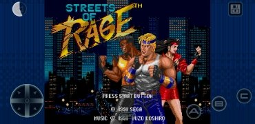 Streets of Rage Classic imagen 2 Thumbnail