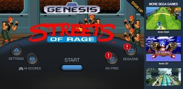 Streets of Rage Classic imagem 3 Thumbnail
