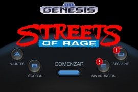 Streets of Rage Classic imagen 1 Thumbnail