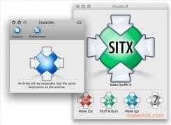 Stuffit Expander imagen 1 Thumbnail