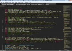 Sublime Text immagine 1 Thumbnail