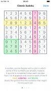 Sudoku - Juego de puzles de Sudoku clásico imagen 4 Thumbnail