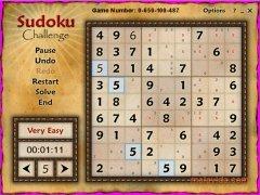 Sudoku Challenge image 1 Thumbnail