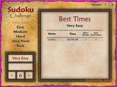Sudoku Challenge imagen 2 Thumbnail