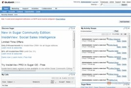 SugarCRM immagine 1 Thumbnail