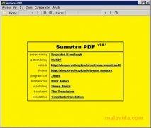 SumatraPDF Изображение 4 Thumbnail