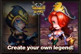 Summoners Alliance imagen 5 Thumbnail