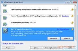 Sun PDF Import Extension imagen 4 Thumbnail