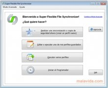 Super Flexible File Synchronizer image 1 Thumbnail
