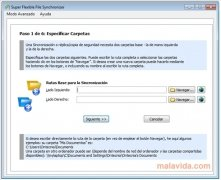 Super Flexible File Synchronizer imagen 2 Thumbnail