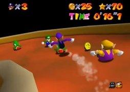Super Mario 64 Online bild 1 Thumbnail