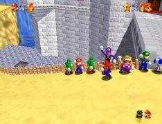 Super Mario 64 Online bild 3 Thumbnail