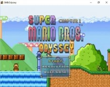 Super Mario Bros: Odyssey bild 1 Thumbnail