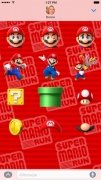 Super Mario Run Stickers image 2 Thumbnail