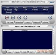 Super MP3 Recorder imagen 1 Thumbnail