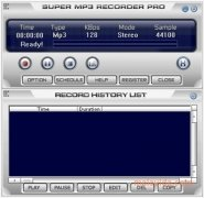 Super MP3 Recorder imagem 1 Thumbnail