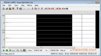 Super MP3 Recorder imagem 4 Thumbnail