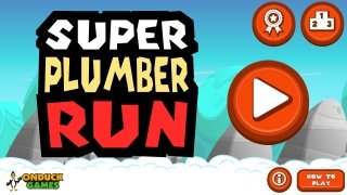 Super Plumber Run image 1 Thumbnail