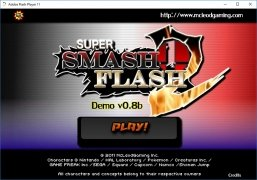 Super Smash Flash 2 image 1 Thumbnail