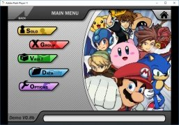 Super Smash Flash 2 1 1 0 1 - Descargar para PC Gratis