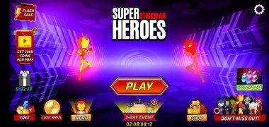 Super Stickman Heroes Fight imagem 4 Thumbnail