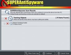 SUPERAntiSpyware imagem 5 Thumbnail