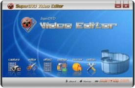 SuperDVD Video Editor imagen 1 Thumbnail