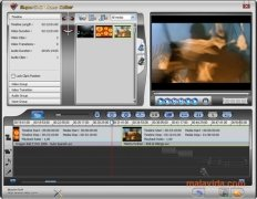 SuperDVD Video Editor image 2 Thumbnail