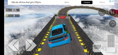 Superhero GT Racing Car Stunts image 2 Thumbnail