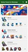 SuperHero Stickers for WhatsApp imagem 2 Thumbnail