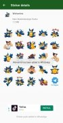 SuperHero Stickers for WhatsApp imagem 8 Thumbnail