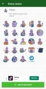 SuperHero Stickers for WhatsApp imagem 9 Thumbnail