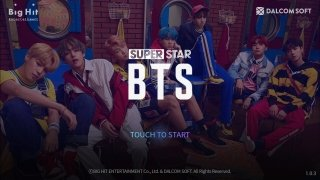 SuperStar BTS immagine 1 Thumbnail