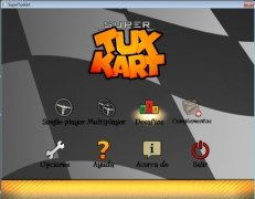SuperTuxKart  0.9.1 Español imagen 1