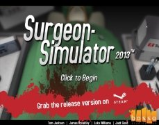 Surgeon Simulator  2013 Demo imagen 1