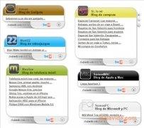 Swebloo RSS Gadgets imagen 1 Thumbnail