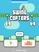 Swing Copters imagem 2 Thumbnail