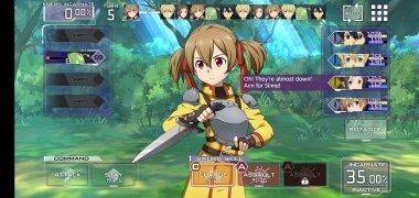 Sword Art Online Alicization Rising Steel image 1 Thumbnail