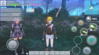 Sword Art Online: Integral Factor imagen 1 Thumbnail
