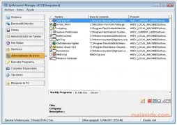 SysResources Manager bild 4 Thumbnail