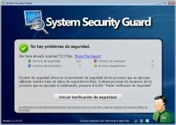 System Security Guard imagen 1 Thumbnail