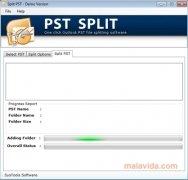 SysTools Split PST imagem 2 Thumbnail